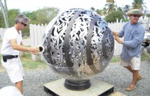 Creating The Fire Ball