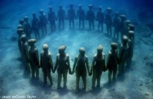 BVI Underwater Sculpture Parks