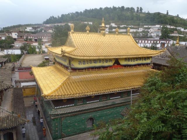 Kumbum Monastry