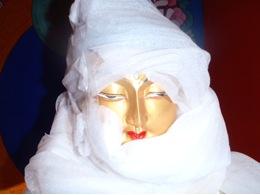 Veiled Buddhas