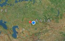 On the way to Astana, Kazakhstan…